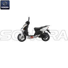 Benzhou YY125T-38A YY150T-38A Body Kit Complete Scooter Engine Parts Original Spare Parts