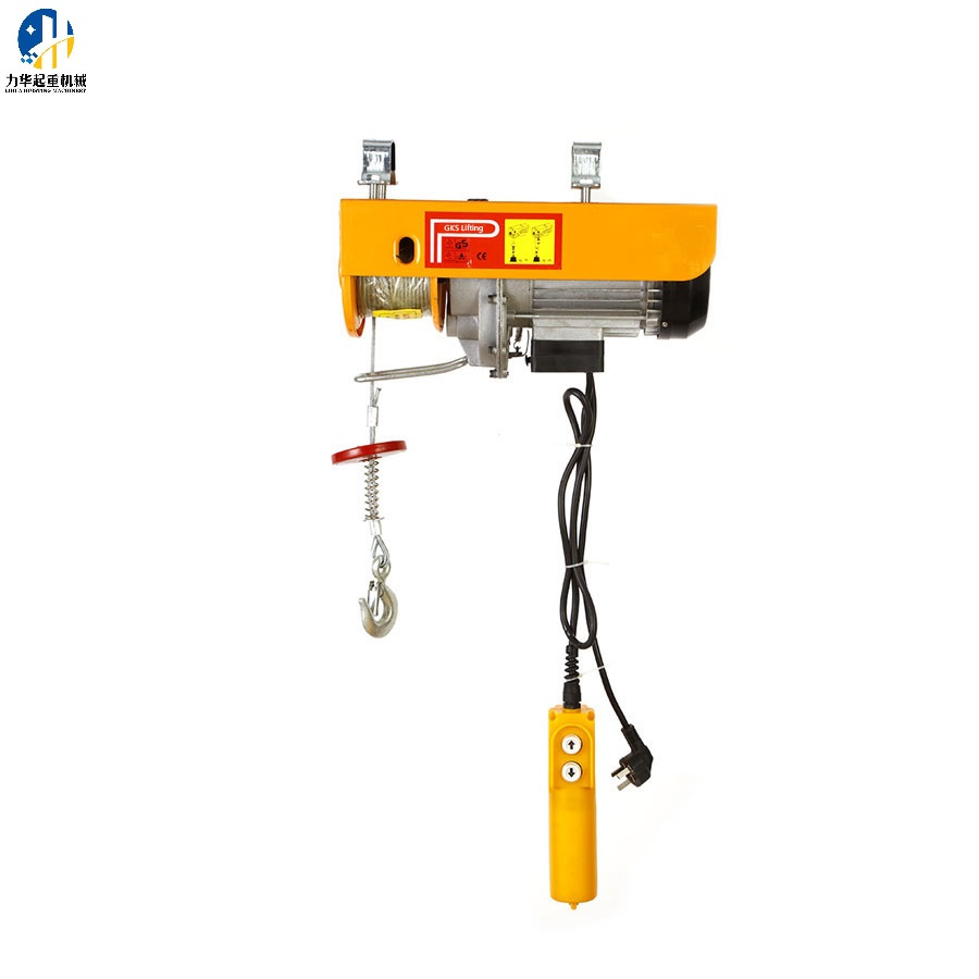 Building Construction Good Quality Cheap Mini Electric Winch