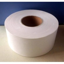 Recycled eco-friendly jumbo roll toilet tissue