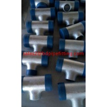 Galvanized Steel Pipe Fittings Equal Tee
