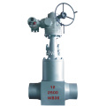 Forged Steel High Pressure Gate Valve