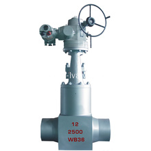 Leading for China Pressure Seal Gate Valve,Flange Gate Valve,Power Station Valve,Wedge Disc Gate Valve Manufacturer Forged Steel High Pressure Gate Valve supply to Chile Suppliers