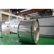 Mother coil Aluminium Embossed Coil