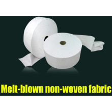 High Filter Efficiency Meltblown Filter Nonwoven Fabric