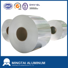 China Factories for Aluminum Coil For Food Package alloy 8011-H24 aluminum for manufacturing containers supply to Uganda Exporter