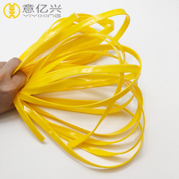 Custom pvc transparent zipper for pvc bag