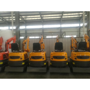 Small Mini Excavator 800kg Full Hydraulic Digger