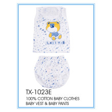 Special for Cotton Baby Romper,Baby Cloth Sets,Cotton Baby Suit Suppliers in China cheap cotton infant apparel export to France Factory