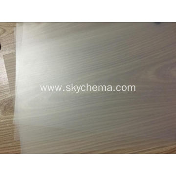 Clear Waterproof PET Transparent Film for Inkjet printing