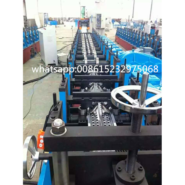 scaffolding planks roll forming machine
