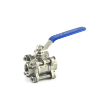 new products home use or industry agent wanted gost 1 SS ball valve