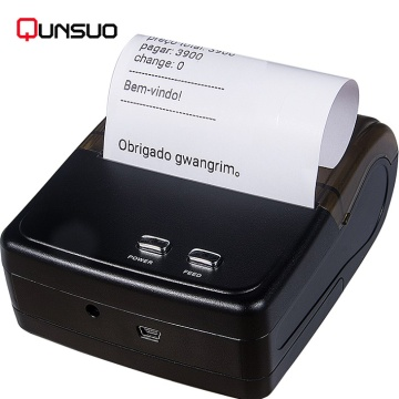 3inch thermal POS Bluetooth printer portable printer OEM/ODM