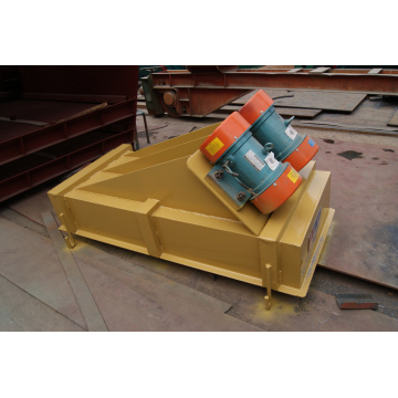 Vibrating Feeder Machine In Stone Breaking Line