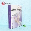 Exfoliating Foot Mask Peeling Clear Foot magic foot mask