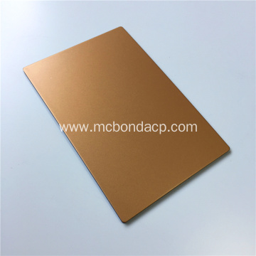 Metal Panels for Walls MC Bond ACP
