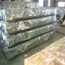 0.18mm galvanized corrugated steel roofing sheet