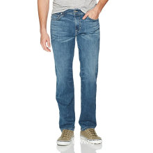 Customize Unique Design Men's Jeans Blended Capris
