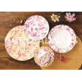 New bone china tableware Set  Garden Bird