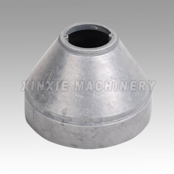 Aluminum Die Casting with Vibration Mill