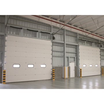 Industrial Overhead Sectional Garage Door