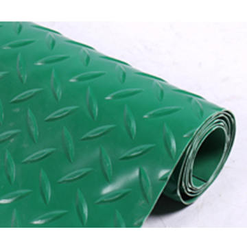 Professional coin embossed floor mat rolls