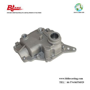 High Pressure Machine Aluminum Die Casting Parts