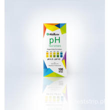 pH test strips Universal pH 4.5-9.0