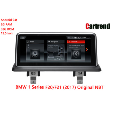 Dashboard Nuni Ga BMW 1 Series F20 / F21 2017