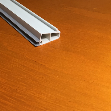 Single Glazing UPVC Profiles