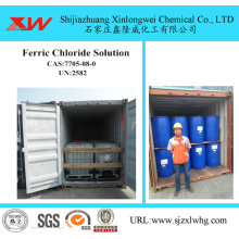 OEM Supply for Water Treatment Chemical Dosing Industrial Use Ferric Chloride 40 concentration export to United States Importers