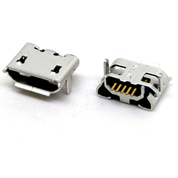 Micro USB B Type 5P with Dip ejector