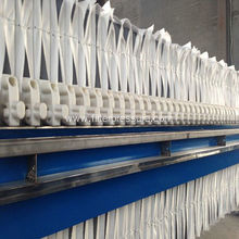 Automatic PP Filtering Membrane Filter Press