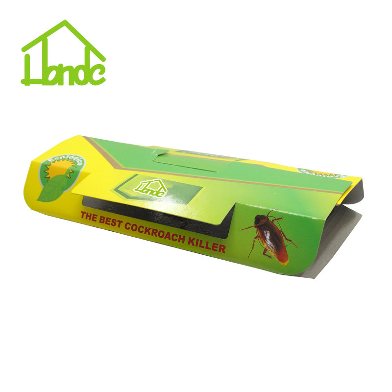Tunnel Cockroach Adhesive Glue Trap