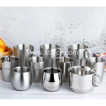 304 Stainless Steel High Stainless Environment-friendly Cup