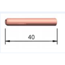 ODM for Offer Copper Collet Body,Tig Collet Body,Collet Body For Welding Torch From China Manufacturer 13N Long Tig Welding Collet supply to South Africa Suppliers