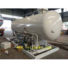 New Fashion Design for 3 Tons Lpg Skid Mounted Station 10cbm 5 MT Skid Mounted LPG Tanks supply to St. Helena Suppliers