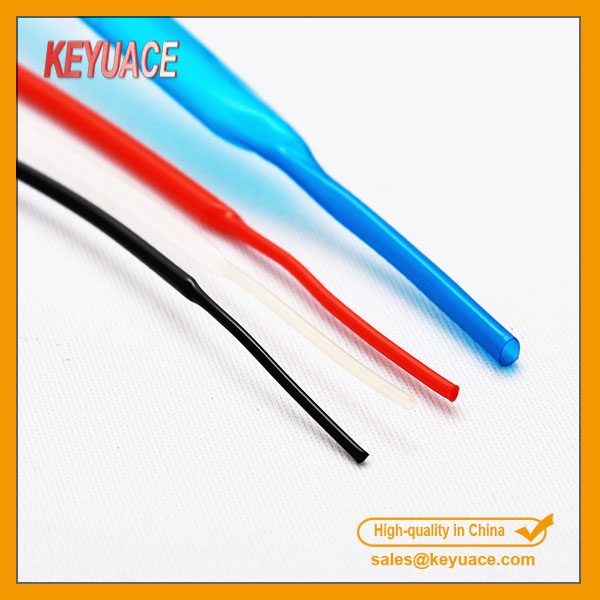 Medical Grade PVDF High Temperature Resistant Heat Shrink Tubing