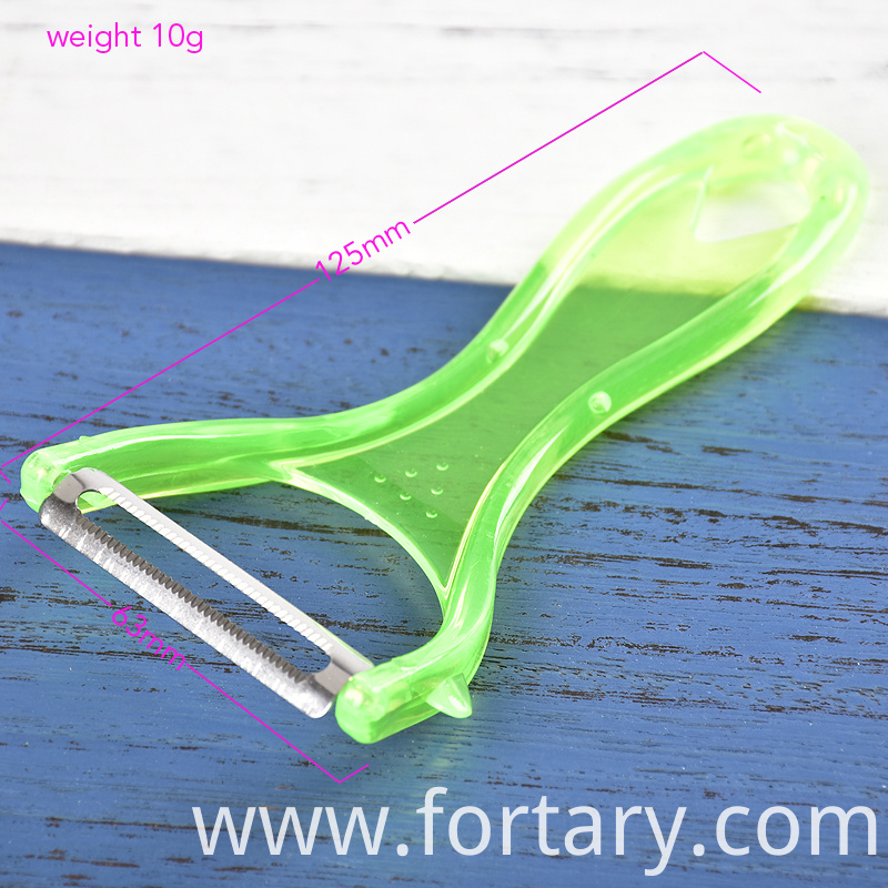 Kitchen Vegetable Fruit Peeler