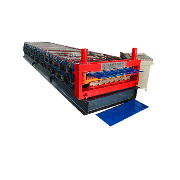 Double Layer Metal Color Steel Roll Forming Machine