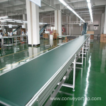 High Definition for Belt Conveyor High Quality Aluminum Frame PVC Belt Conveyor export to India Manufacturers