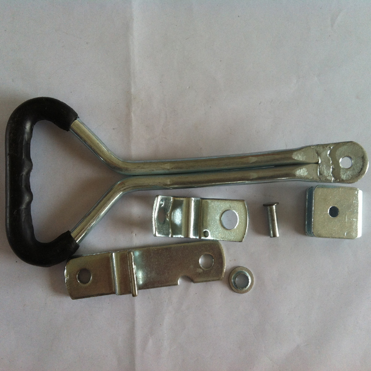 Cargo Trailer Swing Door Latch Lock