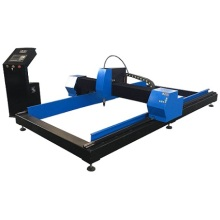 Small gantry pilot arc plasma cutter