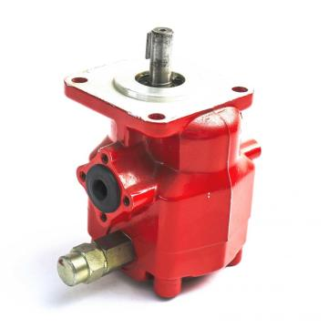 Terex Corporation external gear pump