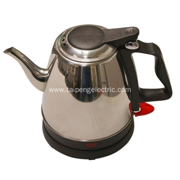 Fast Delivery for China Electric Tea Kettle,Stainless Steel Electric Tea Kettle,Cordless Electric Tea Kettle Manufacturer 800ML small size electric tea kettle export to Indonesia Manufacturers