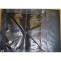 Fire Resistant PE Tarpaulin Sheet Cover