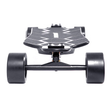 Double kingpin truck electric skateboard with 10S4P battery