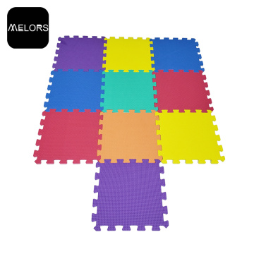 Soft EVA Baby Kids Play Plain Jigsaw Mat