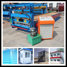 Steel Sheet Tile Making Machine