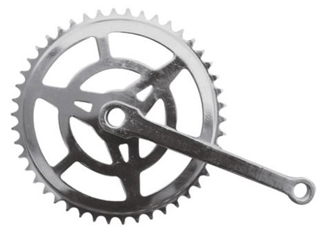 Alloy Mountain Bike Chainwheel and Crank