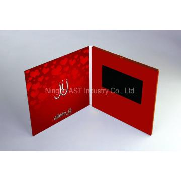 7.0 Inch Video Brochure, Video Business Card,Video Advertising